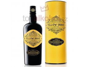 Yellow Snake Jamaican Amber Rum 70cl 600x600