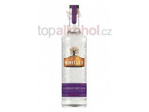 jj whitley london dry gin