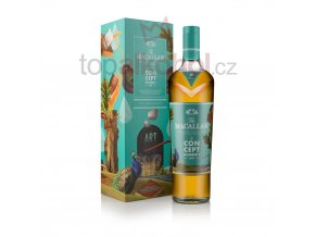 The Macallan Concept No1 Bottle Pack 45deg