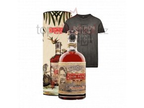 det vinea rhum don papa cof tee shirtr