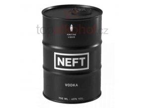Vodka Neft Black Barrel 0,7l