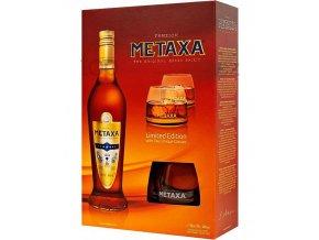 Metaxa 7* 0,7l v dárkové kazetě