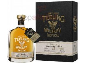 2612 Teeling Revival 12YO Vol V box 600x711