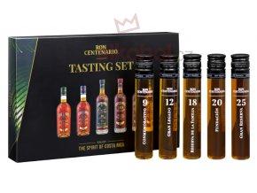 Centenario Tasting set 40 % 5 x 0,05 l