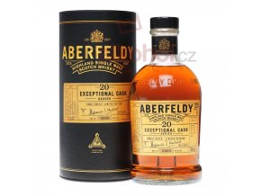 aberfeldy 20 year old exceptional cask series p5791 10395 image
