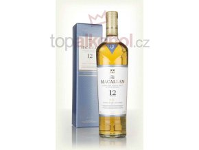 the macallan 12 year old triple cask whisky
