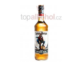 Cap Morg 100 Proof Rum