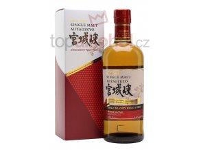 Nikka Miyagikyo Apple Brandy Wood Finish 2020 0,7 l