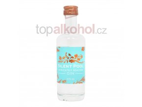 silent pool gin 5cl miniature p5664 10184 image