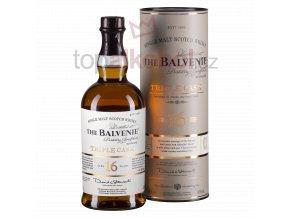 Balvenie 16 yo Triple Cask 0,2 l