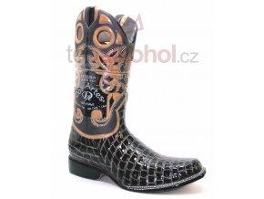 Dos Artes Anejo Tequila Mens Boot Shape Black 1 Liter 2 13395.1496357301