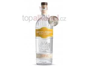 City of London Distillery Six Bells Lemon Gin Award2021