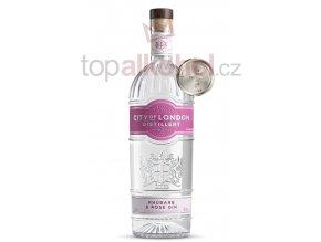 City of London Distillery Rhubarb Rose Gin Award2021