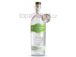City of London Distillery Brazillian Lime Gin Award2021