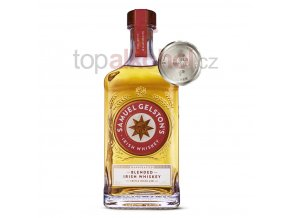 Samuel Gelstons Blended Irish Whiskey 2021Award 1100 1024x1024@2x