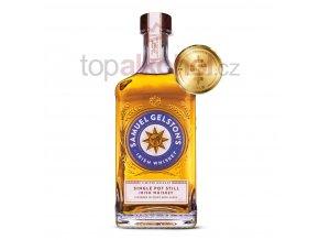 Samuel Gelstons Single Pot Still Irish Whiskey Pinot Finish 2021Award 1100 1024x1024@2x