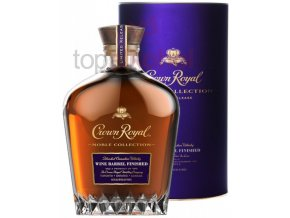 crown royal noble collection wine barrel finished canadian whisky 1