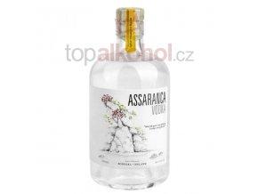 assaranca irish vodka 50cl