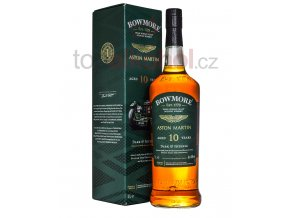 Bowmore 10 Years Old Astmon Martin Box Musthave Malts MHM