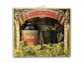 Don Papa Rum 40% 0,7 l (dárkové balení)