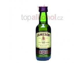 John Jameson Irish 1780 12 yo 0,05l