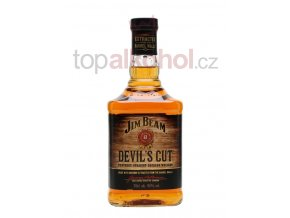 Jim Beam Devil´s Cut 0,7l