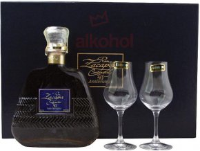 Zacapa 30 Ann. Rum of Guatemala 0,7 l Dárkové balení