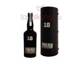 Smokehead Extra Black 18 yo 0,7l