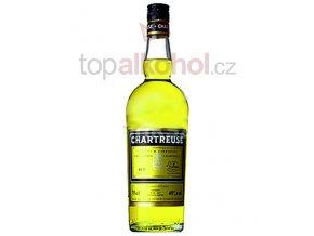 Chartreuse Jaune 0,7l 43 %