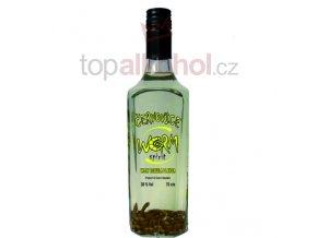 Červovice Worm Tequila 0,7l