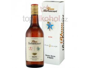 barbancourt rum 4 years