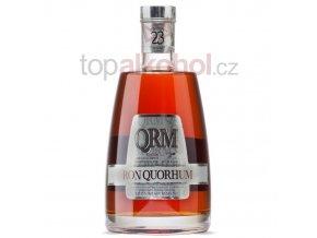 quorhum 23yo solera rum