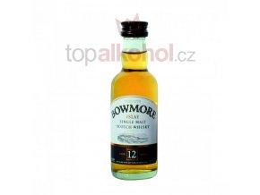 Bowmore 12 yo 40 % 0,05l