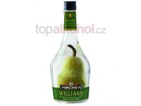 Williams Pircher 40 % 0,7 l s hruškou