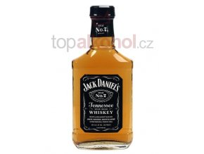 Jack Daniel´s Black 0,2l