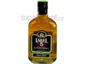Label 5 0,2 l