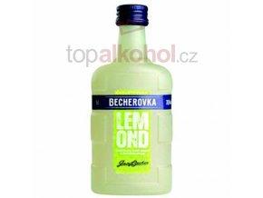 Becherovka Lemond 20 % 0,05 l