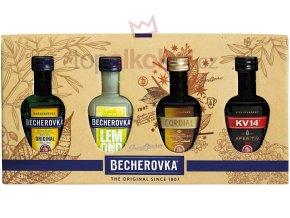 Becherovka 4x0,05l