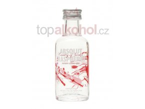Absolut Raspberry 0,05l