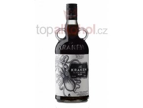 Kraken Black Spiced 0,7 l