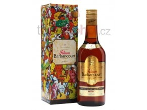 Barbancourt 15 yo 0,7l
