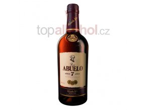 Abuelo 7 anos 0,7l