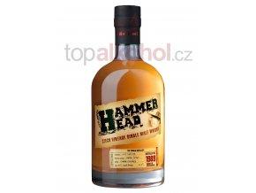 Hammer Head 23 yo 0,7 l