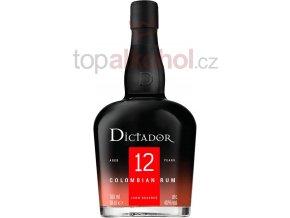 Dictador 12 yo 0,7l
