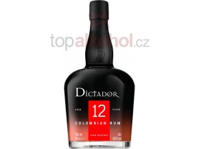 Dictador 12 yo 40 % 0,7 l