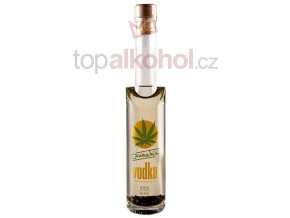 Cannabis vodka 0,2 l