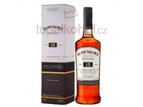Bowmore Darkest 15 yo 0,7l