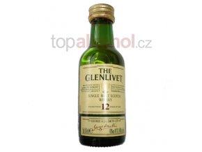 Glenlivet 12 yo 0,05l
