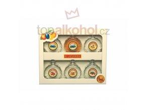 Rudolf Jelinek darkova sada miniatur 6x 005 l