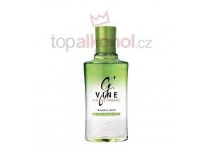 gin gvine floraison
